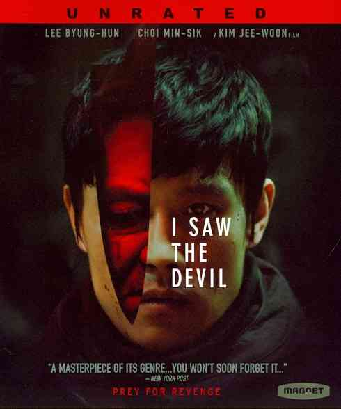 I SAW THE DEVIL BY BYUNG-HUN,LEE (Blu-Ray)